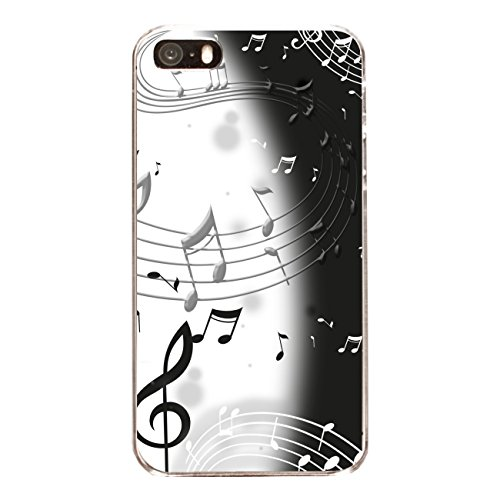 "Disagu Design Case Coque pour Apple iPhone 5 Housse etui coque pochette ""Musik"""