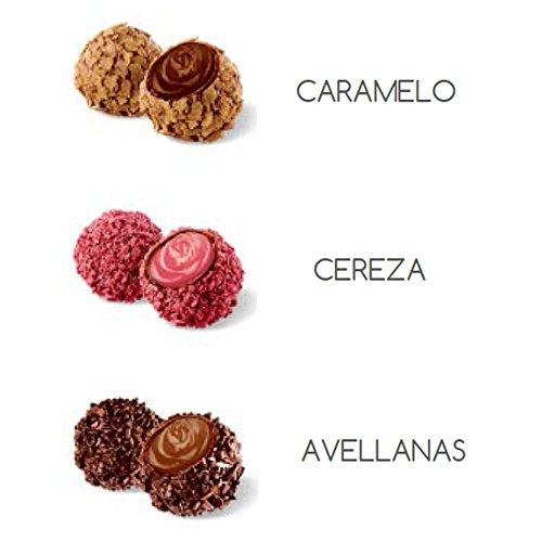 Trufas de Chocolate 100% Belga 9 trufas 75gr. Pure Chocolate: Amazon.es: Alimentación y bebidas