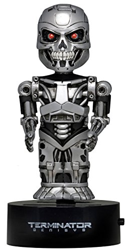 NECA Terminator Body Knocker Endoskeleton Toy