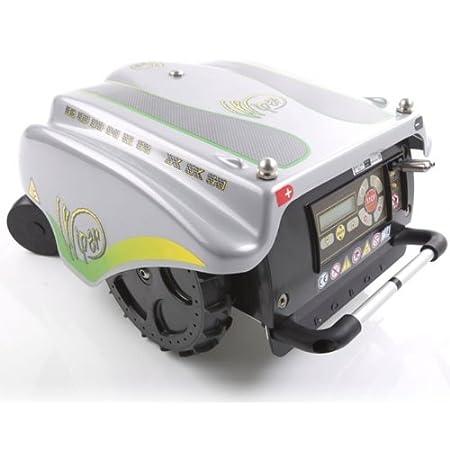 robot-tondeuse Wiper Runner XKH - superficie de 3500 M2: Amazon.es ...