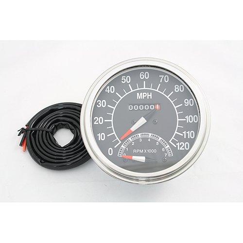 Harley Speedometer - 7