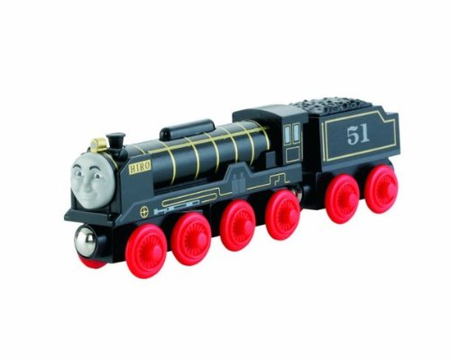 Game / Play Thomas Wooden Railway - Hiro. Wheels, Toy, Train, Collectible, Tracks, Riding, Accessories, Engine Toy / Child / (Collectible Train Accessory)