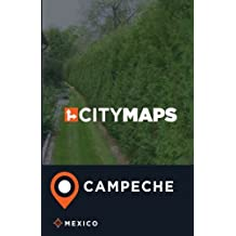 City Maps Campeche Mexico
