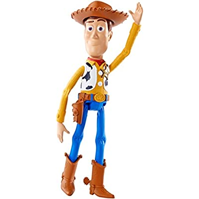 Disney/Pixar Toy Story Talking Woody ( Exclusive): Toys & Games