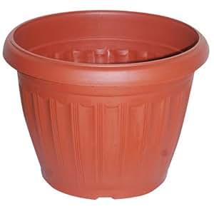 King Fisher pot3d 49cm/19pulgadas Planta Ornamental maceta–rojo