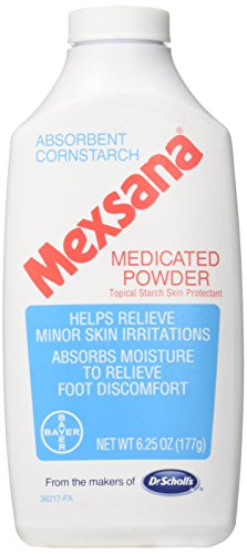 Antiseptic Powder (Mexsana Medicated Powder 6.25 oz)