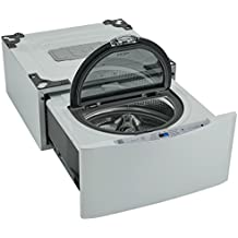 """Kenmore Elite 51972 27"""" Wide Pedestal Washer in White, includes delivery and hookup"""