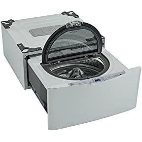 Kenmore Elite 27' Wide Pedestal Washer in White (Available in select cities only)