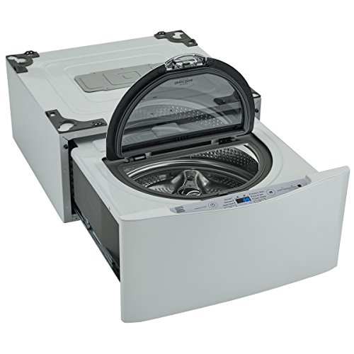Kenmore Elite 51972 27″ Wide Pedestal Washer in White, includes delivery and hookup