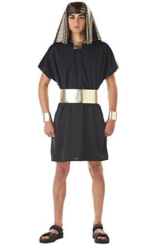 California Costumes Men's Pharaoh,Black,X-Large Costume -