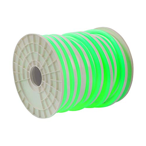 Neon Green Led Rope Lights in US - 9