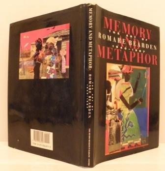 Books : Memory and Metaphor: The Art of Romare Bearden 1940-1987