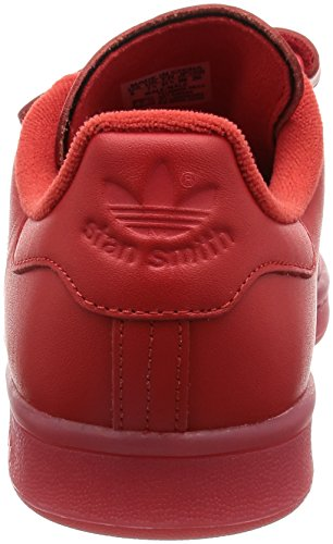 Stan Adulte Rouge Basket Rouge Mixte Smith CF adidas ZxqaAOA
