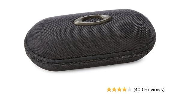 a9b02aa7c09b4 Amazon.com  Oakley Large Soft Vault Men s Storage Case Sunglass Accessories  - Black One Size  Clothing