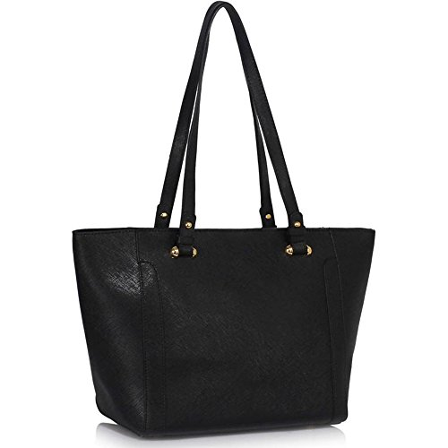 Sale Bag Bag Ladies Bags Handbag Ladies A4 Women Shoulder Designer Celeb Fashion Shoulder For 350 Black Tote Shopper Clearance Style LeahWard Rvw7gExnfx