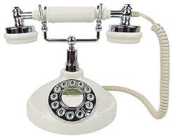 Antique Telephone-Classic Desk Phone wit...