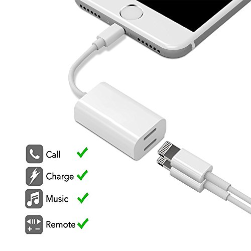 Best 5 iphone 7 headphones dual adapter to Must Have from