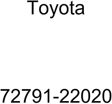 TOYOTA 72791-22020-A0 Lumbar Support Lever