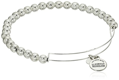 Alex and Ani Euphrates Beaded Bangle Bracelet