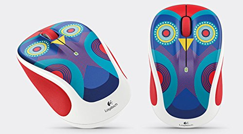 - Logitech Wireless Mouse, Owl M325 910-004440