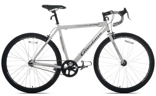 Giordano Rapido Single Speed Road Bike (56cm)