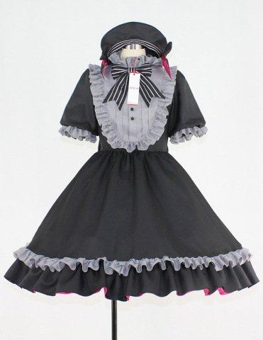 Fate/Grand Order(フェイトグランドオーダー・FGO・Fate go) ナーサリー・ライム 第二段階 パニエ付 コスプレ衣装 女性M