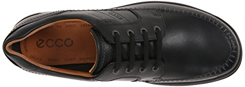 black 1001 Howell Nero Ecco Stringate Uomo wc60I6SCq