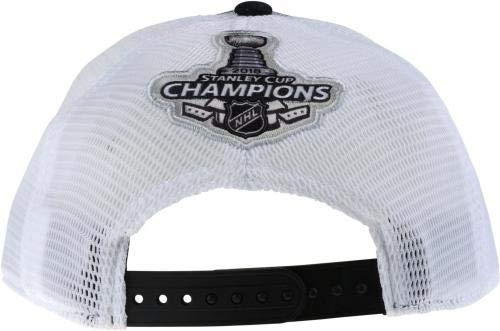 2b2543ca32bb2 T.J. Oshie Washington Capitals 2018 Stanley Cup Champions Autographed  Locker Room Cap - Fanatics Authentic Certified - CAPSOS0001   Hats    Collectibles ...