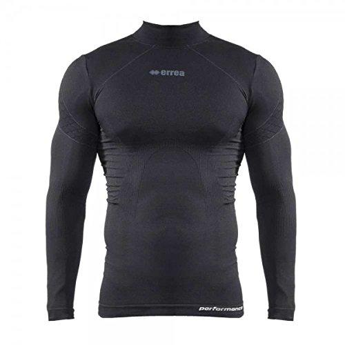 Errea 3dwear Deryl LS camiseta térmica cuello alto Negro XS