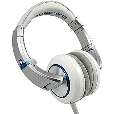 Pro Sound ELECTROWAVE PREMIUM DJ HEADPHONES with HIGH ISOLATION 50MM DRIVERS