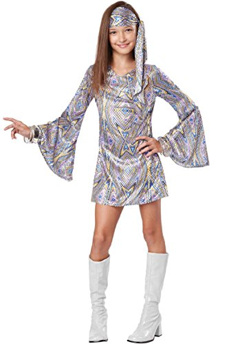 Dancing 70s Disco Darling Child (Dancing Queen Costume Child)