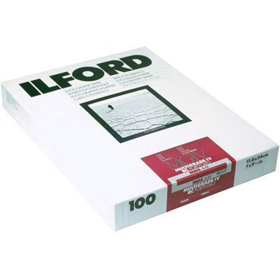 ilford resin coated - 5