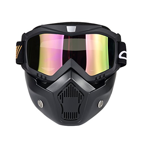 Motocross Goggles Glasses Motorcycle Goggle Off Road Dirt Bike Face Mask MDL0901 (HK-CP)