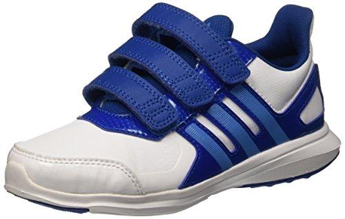 zapatillas adidas bebé hyperfast cf azul