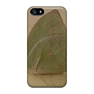 Excellent Hard Phone Cases For Iphone 5/5s (tFW18672BKyg) Support Personal Customs Stylish Butterfly Series