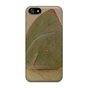 JamieBratt Iphone 5/5s Shock Absorption Hard Phone Case Custom High-definition Butterfly Pattern [IWz7314dJOu]