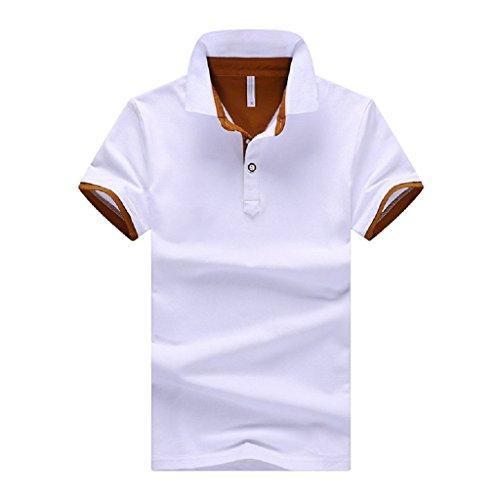 メンズ ロンT 春 スラブボーダー polo カットソー ロングTシャツ