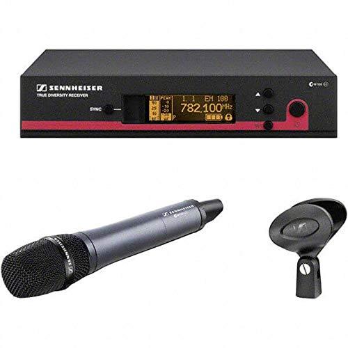 Microfone de Mão Sem Fio Sennheiser EW135G3-A Banda A (516-558MHz)