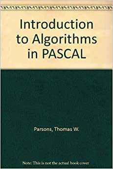 Book Introduction to Algorithms in Pascal