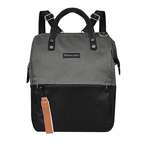 Sherpani Women's 18-dispa-04-11-0 Travel Cross-Body Bag, Flint, One Size by Sherpani