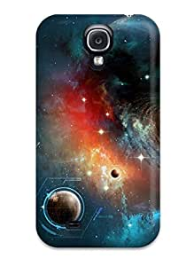 Brand New S4 Defender Case For Galaxy (space Horizon)