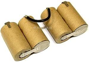 Batería de repuesto para aspiradora Black & Decker Dustbuster Accu batería battery Bateria: Amazon.es: Electrónica
