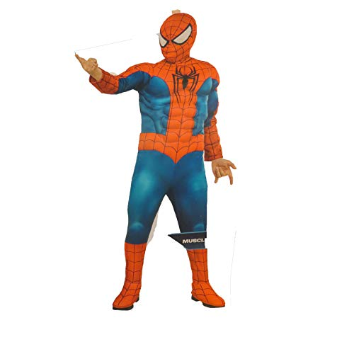 target Ultimate Spider-Man Muscle Costume Boys Small 4-6