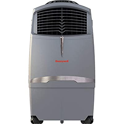 Honeywell Indoor/Outdoor Portable Evaporative Air Cooler with Remove Control (Certified Refurbished)