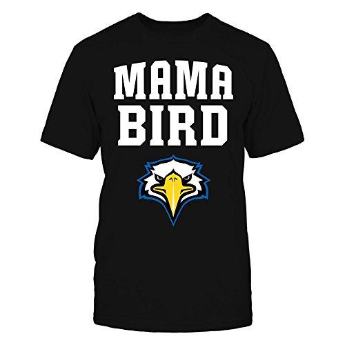 FanPrint Morehead State Eagles T-Shirt - Morehead State - Mama Mascot - Men's Tee/Black / 3XL