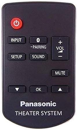 Genuino Panasonic SC-HTB680 Barra De Sonido Mando A Distancia: Amazon.es: Electrónica