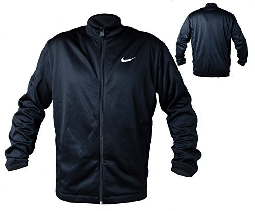 6b58c1065519 Nike Golf Therma-Fit Full-Zip Stay Warm Mens Jacket (Black
