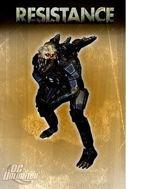 Resistance Series 1: Chimera Advanced Hybrid Action Figure
