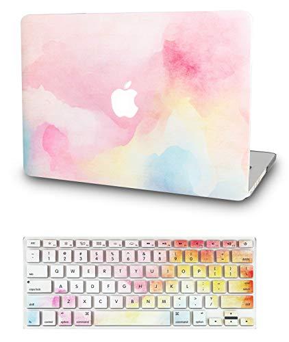 KEC MacBook Keyboard Plastic Rainbow