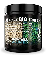 Brightwell Aquatics Xport BIO Cubes - Ultra-porous Biological Filter Media for Filtration in Marine and Freshwater Aquariums